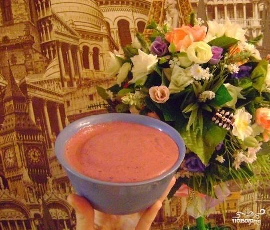 Диетическое мороженое - пошаговый рецепт
