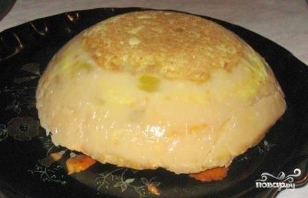 Торт - Мимоза - пошаговый рецепт