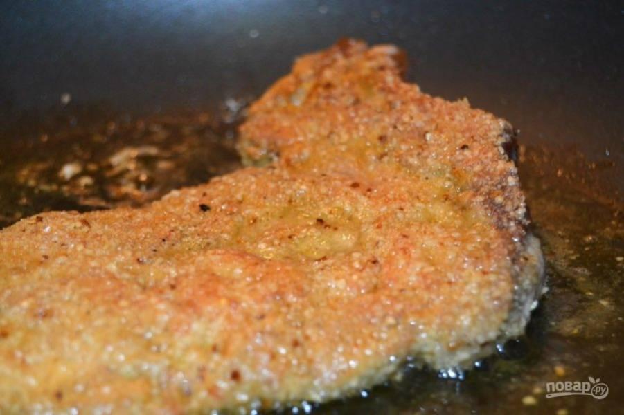 Жареные свиные отбивные - пошаговый рецепт