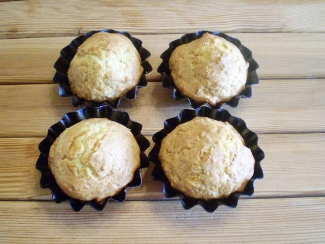 Творожные кексики - пошаговый рецепт с фото на