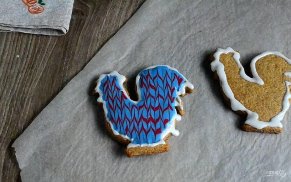 Новогоднее печенье - Петушки - пошаговый рецепт