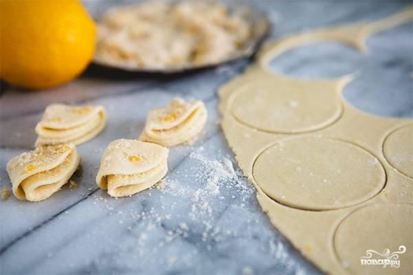 Детское творожное печенье - пошаговый рецепт