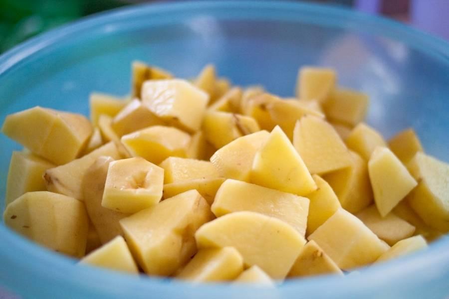 Быстрые пирожки на кефире - пошаговый рецепт