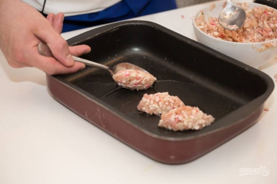 Мясо краба под соусом - пошаговый рецепт