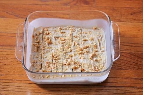 Мороженое - Сникерс - пошаговый рецепт