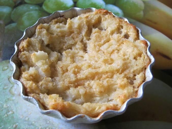 Яблочный пудинг в мультиварке - пошаговый рецепт