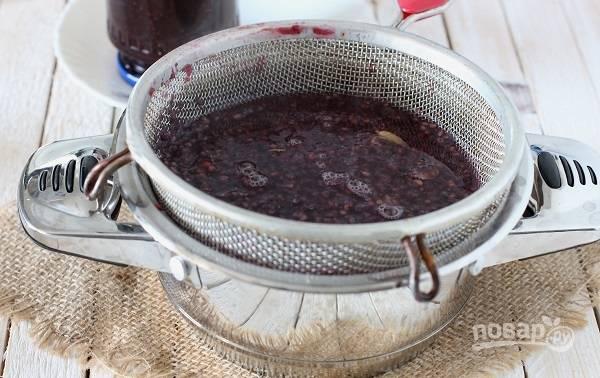 Малиновый компот - пошаговый рецепт