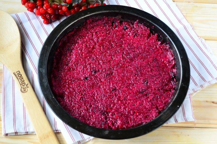 Пирог из свеклы - пошаговый рецепт с фото на