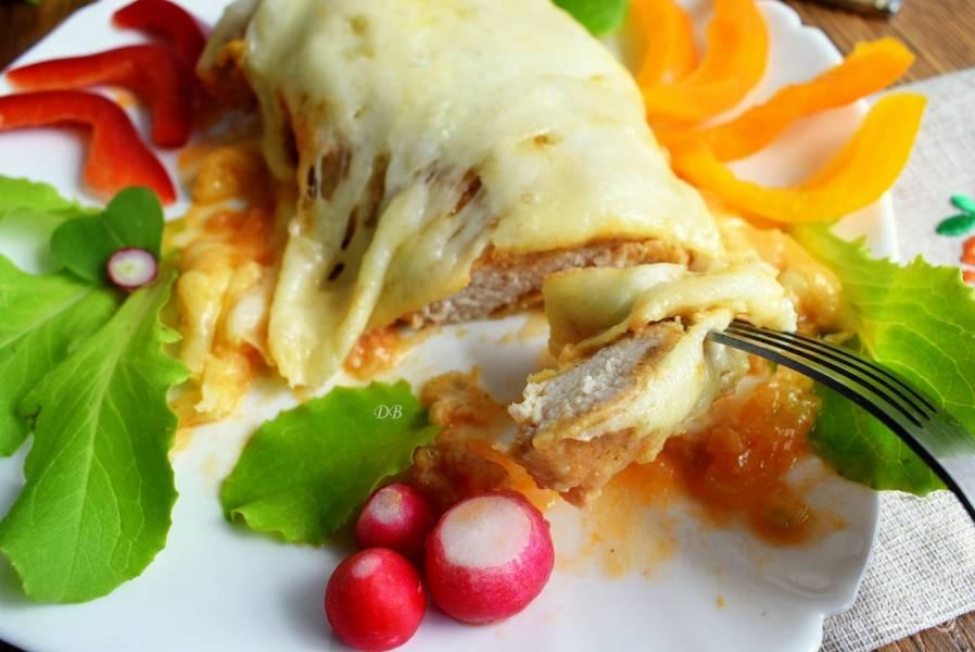рецепт курицы с овощами и картошкой в духовке рецепт