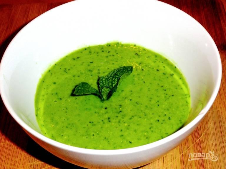 Гороховой суп