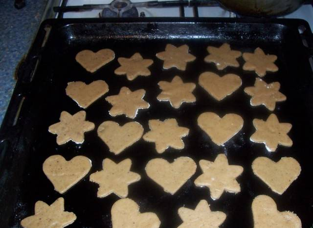 Рецепт печенья для формочек в духовке фото