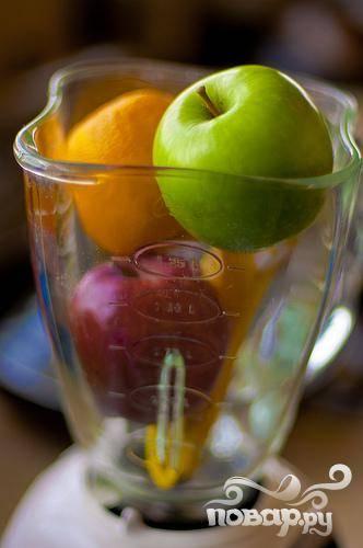 Прохладительный напиток Фруктовое дыхание - пошаговый рецепт с фото на