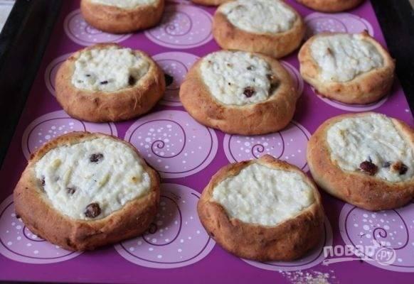 Тесто для ватрушек - пошаговый рецепт с фото на