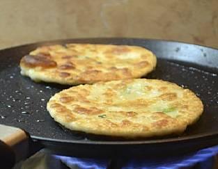 Китайские лепешки - пошаговый рецепт с фото на