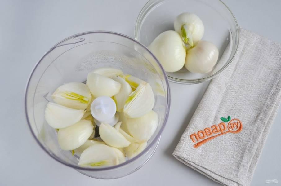 Луковые оладушки - пошаговый рецепт с фото на