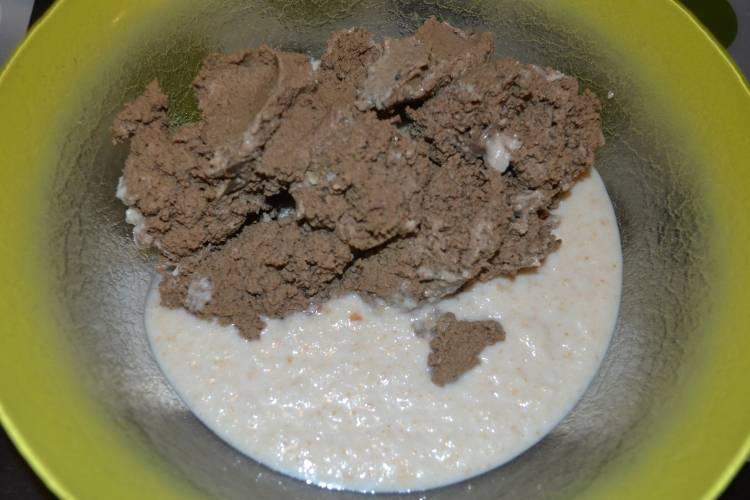 Печеночное суфле - пошаговый рецепт