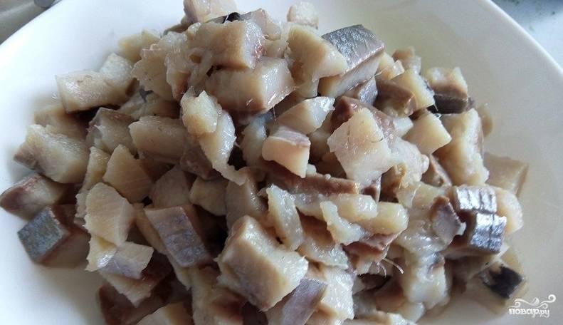 Несладкая начинка для эклеров - пошаговый рецепт