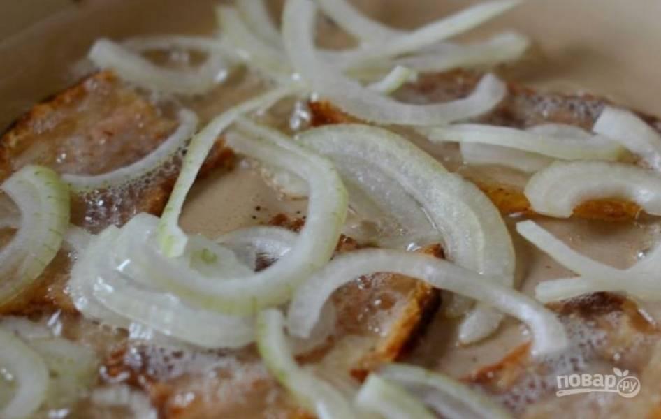 Яичница с беконом - пошаговый рецепт с фото на