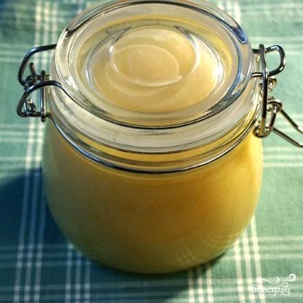 Лимонный керд - пошаговый рецепт с фото на