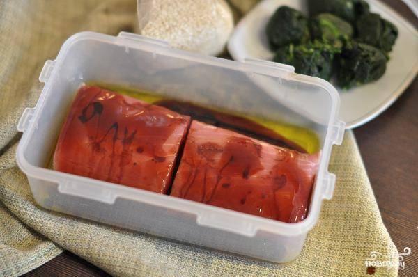 Жареный тунец - пошаговый рецепт с фото на