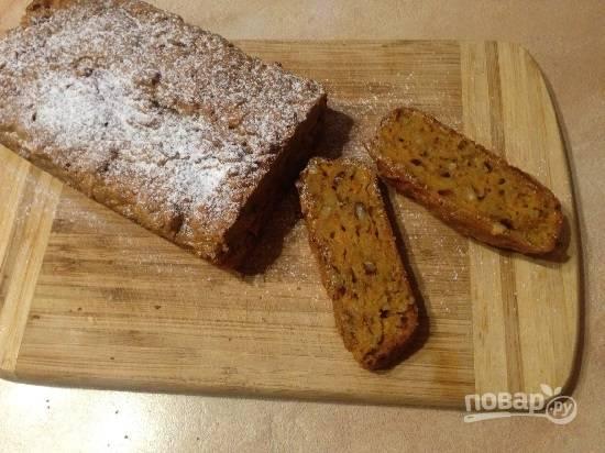 Морковный пирог ПП - пошаговый рецепт