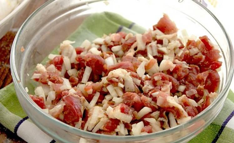 Бухарская самса - пошаговый рецепт