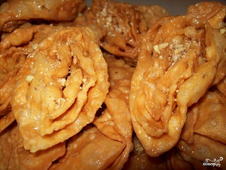 Пахлава крымская рецепт с фото пошагово в домашних условиях