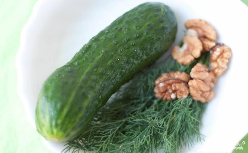 Окрошка по-болгарски Таратор - пошаговый рецепт