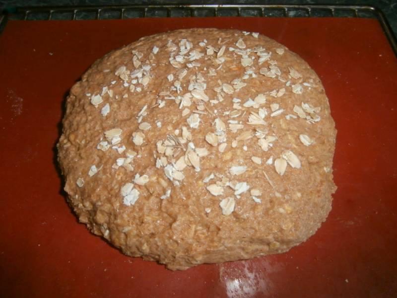 Зерновой хлеб - пошаговый рецепт