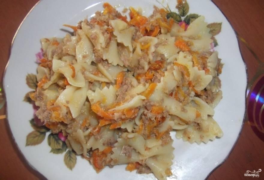 Вкусные макароны по-флотски - пошаговый рецепт