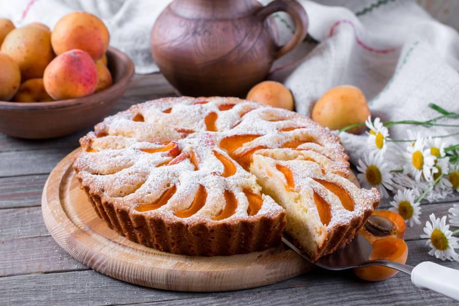 Солнечные абрикосы: выпечка и заготовки