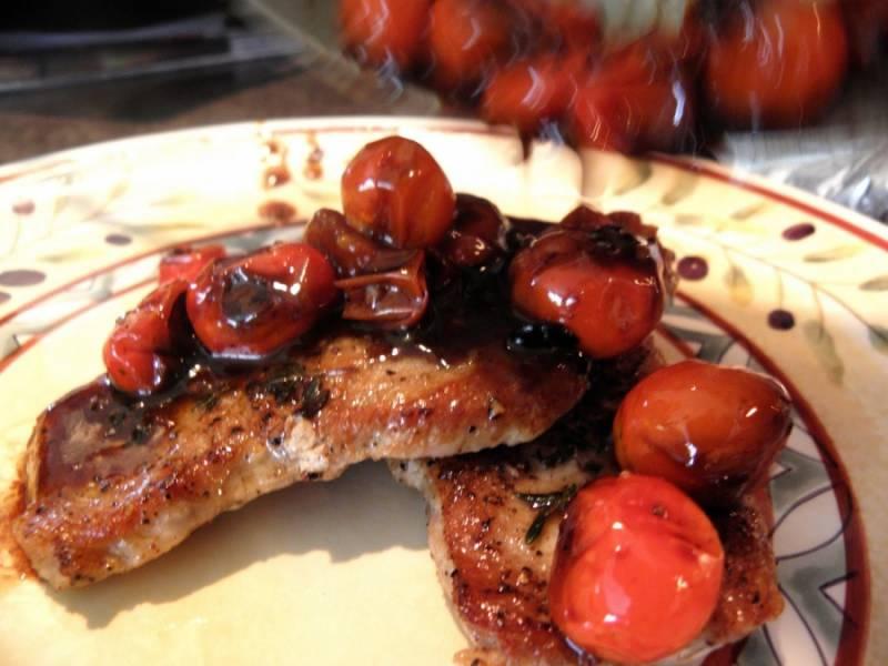 Жареная свинина на сковороде - пошаговый рецепт