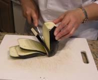 Баклажанные роллы - пошаговый рецепт