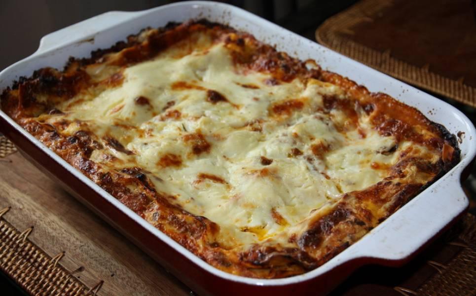 Лазанья рецепт с фото пошаговый в духовке