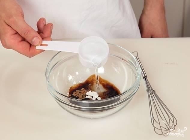 Фарш с соевым соусом - пошаговый рецепт