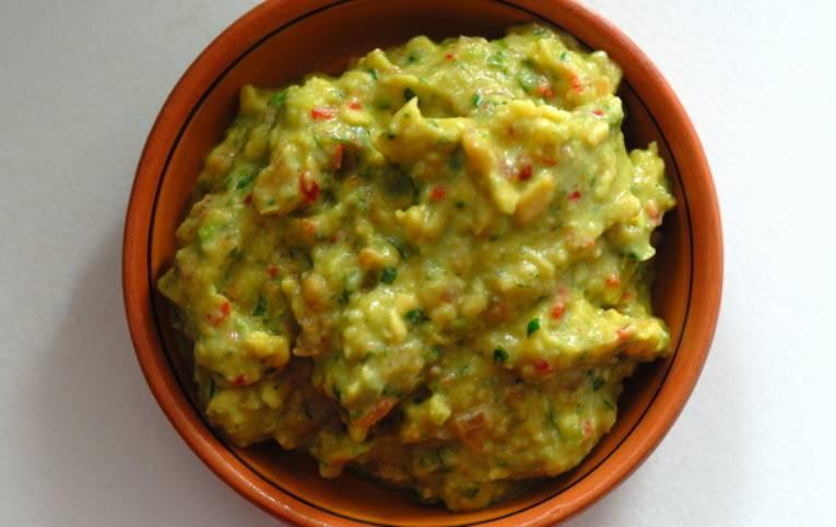 Соус гуакамоле - пошаговый рецепт