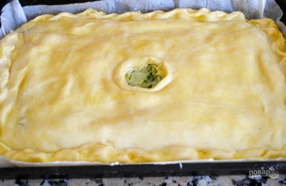 Бабушкин пирог - пошаговый рецепт