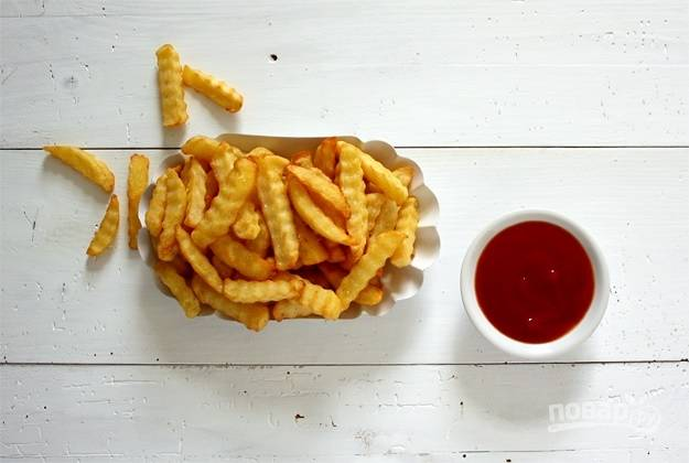 Домашний кетчуп с горчицей