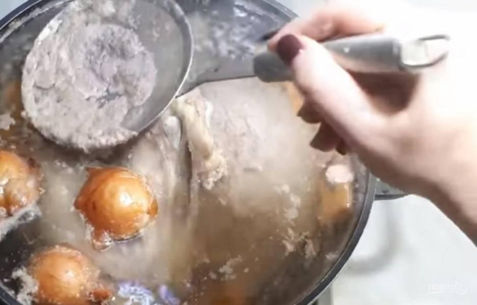 Очень вкусный холодец - пошаговый рецепт