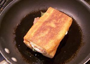 Легкий Панини - пошаговый рецепт