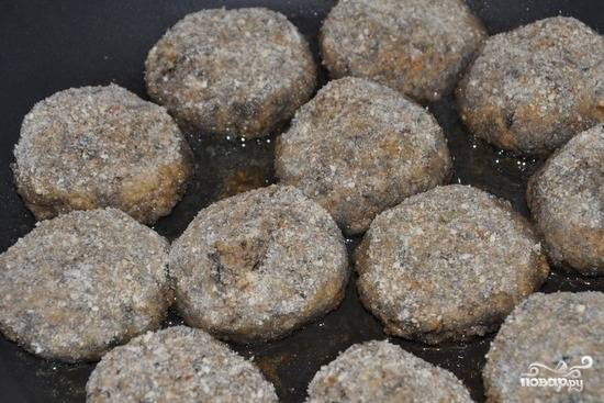 Соевые котлеты - пошаговый рецепт с фото на