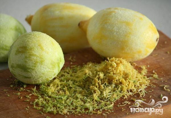 Лимонно-лаймовый курд - пошаговый рецепт с фото на