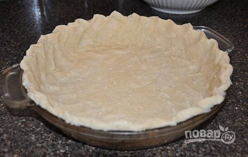 Закусочный пирог с сырным соусом - пошаговый рецепт с фото на