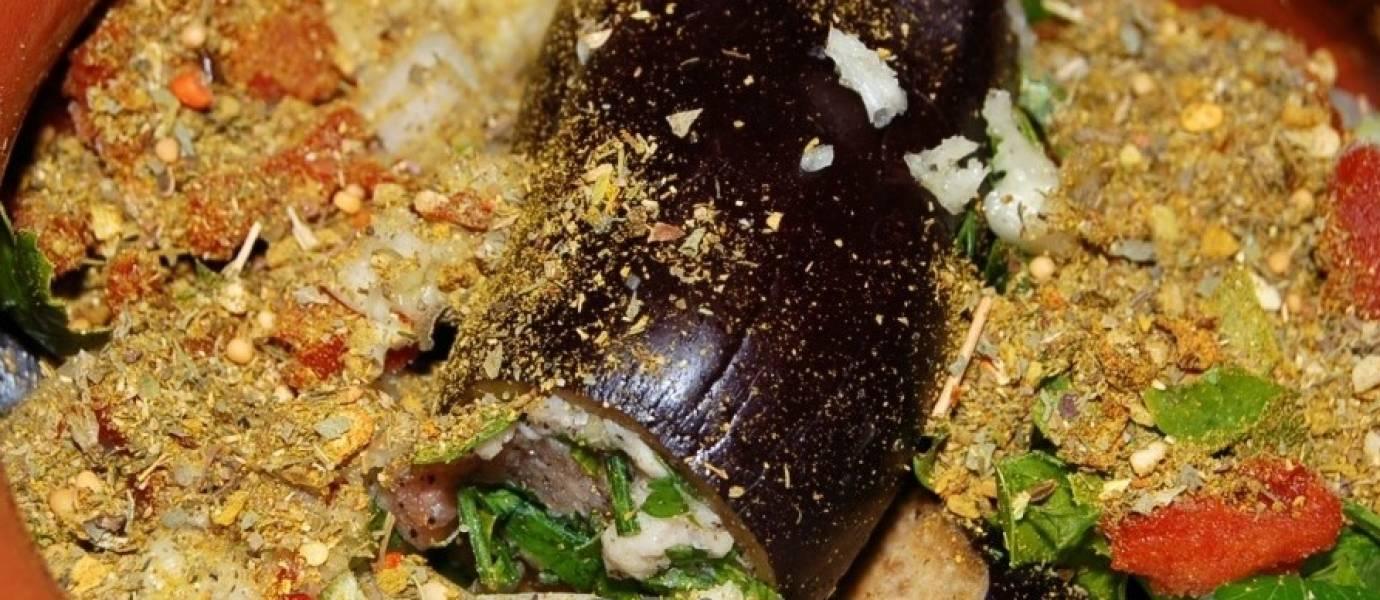 Баранина с баклажанами в горшочке - пошаговый рецепт