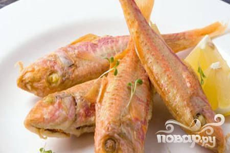 Рыба фри