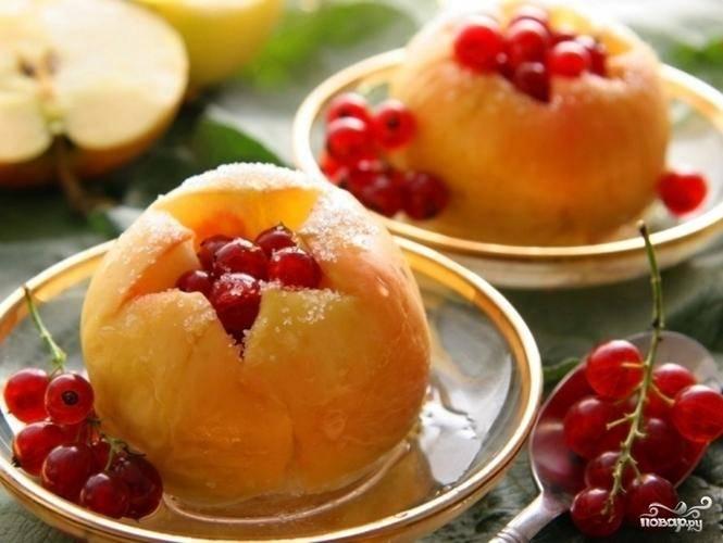 Десерты в микроволновке