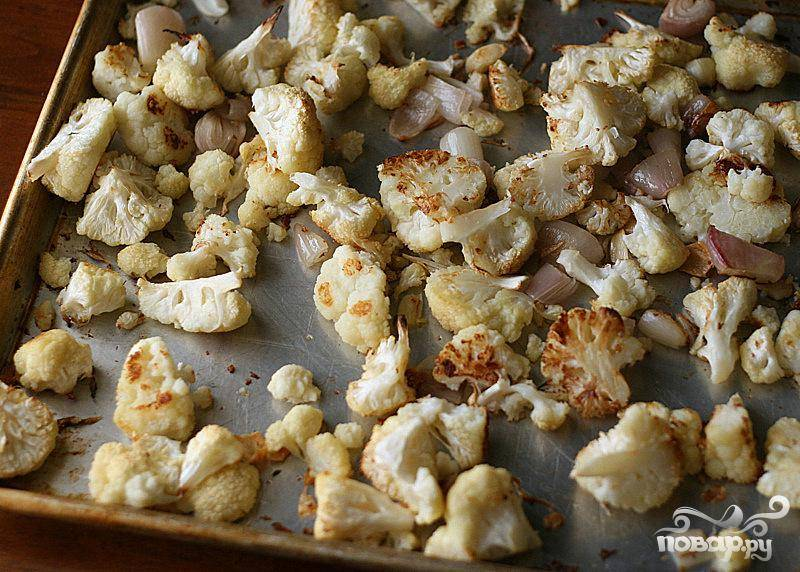 Суп из цветной капусты с сыром - пошаговый рецепт с фото на