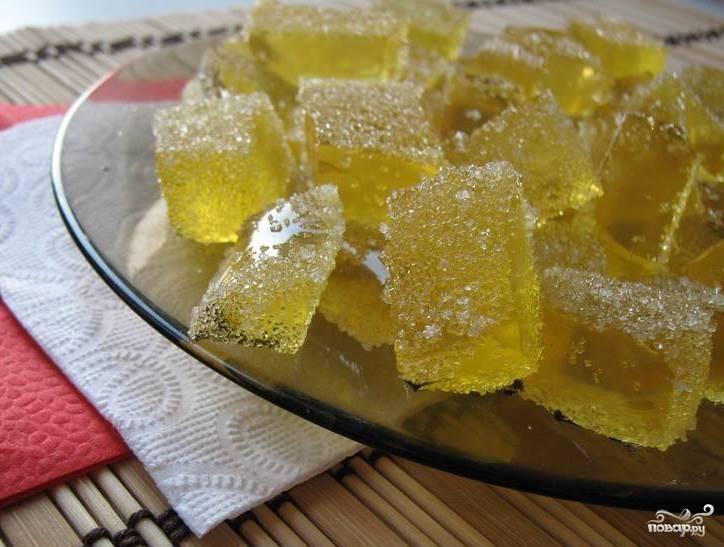 Мармелад в домашних условиях рецепт с фото пошагово