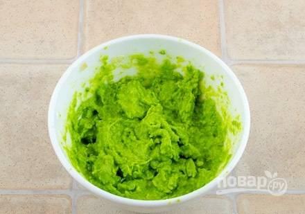 Рыбные котлетки с зеленым горошком - пошаговый рецепт