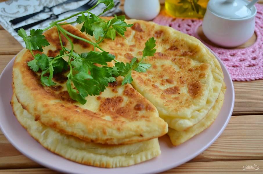 Хачапури (проще не бывает)